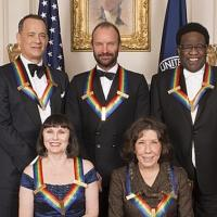 Photo Flash: Sting, Hanks & More Receive 37th Annual KENNEDY CENTER HONORS