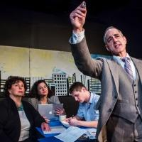 BWW Reviews: Arouet's THE FIERCE URGENCY OF NOW Elicits Little Sympathy or Interest