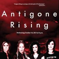 ANTIGONE RISING to Play Madison Theatre at Molloy College, 10/18