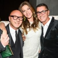 Photo Flash: Gisele Bundchen, Emilia Clarke and More Celebrate Dolce&Gabbana's 5th Avenue Opening