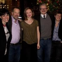 Photo Coverage: Playwrights Horizons' THE (CURIOUS CASE OF THE) WATSON INTELLIGENCE Celebrates Opening Night