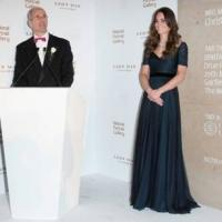 The Duchess of Cambridge, Liz Hurley, and More Attend The Portrait Gala 2014