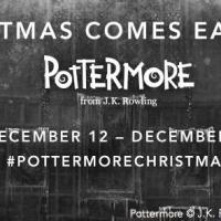 J.K. Rowling to Release 12 'Harry Potter' Stories for 12 Days of Christmas, 12/12