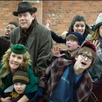 Photo Coverage: It's Ralphie to the Rescue! A CHRISTMAS STORY Cast Gives Press Preview!