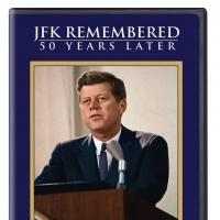 JFK REMEMBERED: 50 YEARS LATER Ultimate Collectors Edition Set for November 12 Release