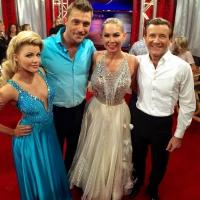ABC's DANCING WITH THE STARS Results Show Dominates Hour