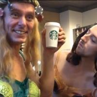 STAGE TUBE: PETER AND THE STARCATCHER's Mermaids and Mermen Go on Afternoon Coffee Run