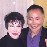 Photo Flash: George Takei Pays a Visit to Chita Rivera on Broadway