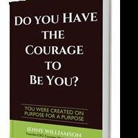 Author and Founder of Courage Worldwide, Jenny Williamson, Launches New Virtual Book Tour