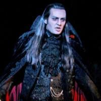 BWW Reviews: Drew Sarich begeistert als von Krolock in 'Tanz der Vampire'