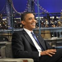 President Barack Obama to Make 8th & Final Visit to DAVID LETTERMAN, 5/4