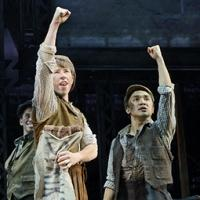 BWW Interviews: NEWSIES's Zachary Sayle