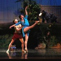 Roxey Ballet to Present THE JUNGLE BOOK Ballet MOWGLI, May 2