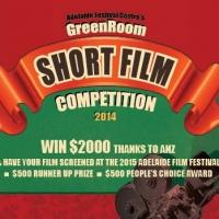 GreenRoom Short Film Competition Calling for Submissions from Emerging Film Makers