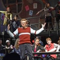Photo Flash: First Look at Trumbull High School's RENT; Al Larson Attends!