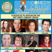 HOT SHOTS COMEDY CRUISE Changes Departure to March 15, 2014