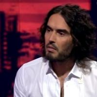 STAGE TUBE: Russell Brand Says 'I Don't Trust Politicians and Corporations' on BBC Newsnight