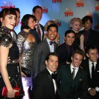 BWW Blog: Christopher Vo of ON THE TOWN - Opening Night!