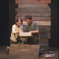 Photo Flash: First Look at ELEGY, Opening Tonight at Victory Gardens