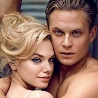 INTO THE WOODS Stars Billy Magnussen & MacKenzie Mauzy In Sexy PEOPLE Magazine Photoshoot