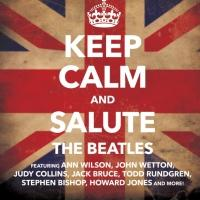 KEEP CALM AND SALUTE THE BEATLES Set for Release Today