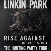 Linkin Park to Play Giant Center in January 2015