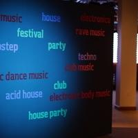 'PEACE, LOVE, UNITY, RESPECT' Electronic Music Exhibit Open at Bethel Woods Center For The Arts