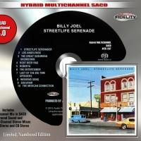 Billy Joel's Critically Acclaimed Third Album 'Streetlife Serenade' to Be Released on 4.0 Quad Multichannel Hybrid SACD