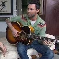 Adam Levine to Appear on CBS SUNDAY MORNING this Weekend, 6/2