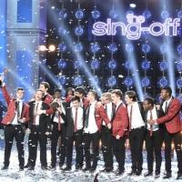 Melodores Take First Place in Special Holiday Edition of THE SING-OFF