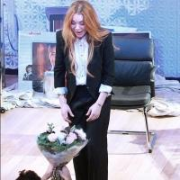 Lindsay Lohan's First SPEED-THE-PLOW Performance Draws Mixed Reviews