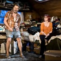 Photo Flash: First Look at Nick Offerman & Megan Mullally in The New Group's ANNAPURNA