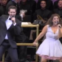 BWW TV: You Can't Stop Their Beat! Tveit, Winokur, Morrison, Krakowski & More Celebrate Shaiman & Wittman with the New York Pops!