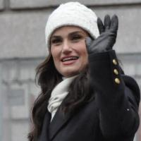Photo Coverage: Idina Menzel, ON THE TOWN & More at 88th Annual Macy's Thanksgiving Day Parade!