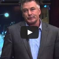 VIDEO: New Promo Revealed for MSNBC's UP LATE WITH ALEC BALDWIN