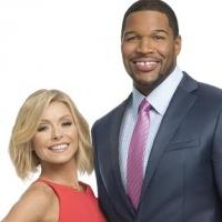 Scoop: LIVE WITH KELLY AND MICHAEL - Week of April 20, 2015
