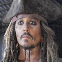 Photo Flash: First Look at Johnny Depp in PIRATES OF THE CARIBBEAN: DEAD MEN TELL NO TALES