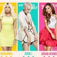 Ariana Grande, Jessie J & Nicki Minaj to Perform 'Bang Bang' on Sunday's AMA's