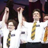 Photo Flash: Curtain Calls At BOOK OF MORMON!