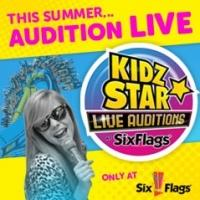 KIDZ BOP, RCA Records & Six Flags to Launch KIDZ Star USA Talent Search