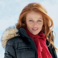 Lands' End Says Bundle Up in Style