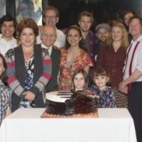Photo Coverage: ONCE Cast Celebrates 500 Performances and Welcomes Arthur Darvill, Joanna Christie & More!