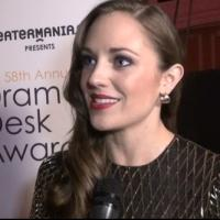 BWW TV: Chatting with the 2013 Drama Desk Winners- Part 1! Video
