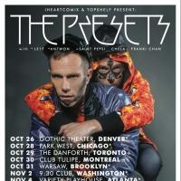 'Check Yo Ponytail' Tour, with The Presets, Le1f, Antwon, Chela & Franki Chan, Kicks Off This Weekend