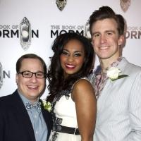 Photo Flash: More From The MORMON Red Carpet!