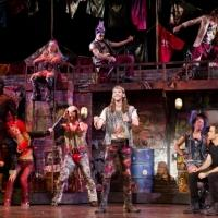 BWW Reviews: Ruby Lewis and the Cast of WE WILL ROCK YOU Live Up to the Title