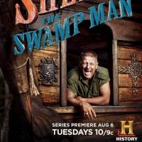 History to Premiere New Series THE LEGEND OF SHELBY THE SWAMP MAN, 8/6