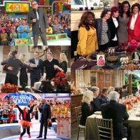 CBS Daytime Serves Up Thanksgiving Feast with Holiday-Themed Episodes, Beginning Today