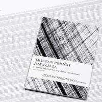 Tristan Perich's COMPOSITIONS Recordings Series Releases PARALLELS Today