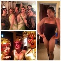 Photo Flash: Saturday Intermission Pics - Dec. 14 - Part 2 - Final SIP from Re-Imagined SIDE SHOW at La Jolla Playhouse; Plus CINDERELLA, BEAUTIFUL & More!